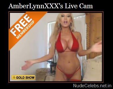 Watch Amber Lynn's live sex cam show