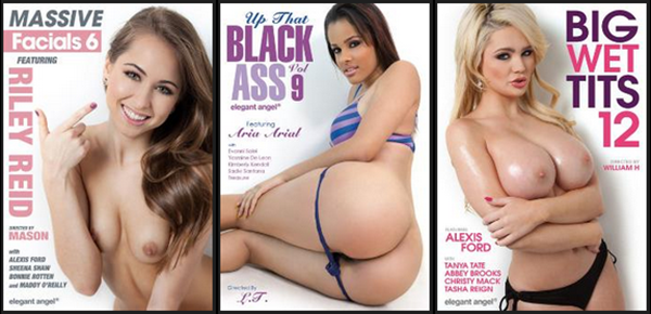 Watch Every Elegant Angel DVD Without Restriction